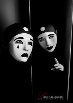 10 Steps to Stop Secret Self-Sabotage.This is secret self-sabotage. It sinks us in our personal and business relationships as surely as a torpedo wrecks the ship it strikes. Le Clown, Clown Faces, Art Du Cirque, Pierrot Clown, Night Circus, Clowns, Cristiano, Illustrations, Black And White Photography