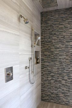 Hill Country Modern Contemporary Master Bathroom San Antonio - Bathroom tile san antonio