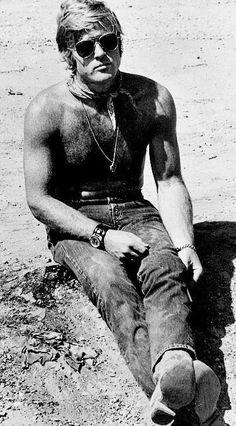 Robert Redford...