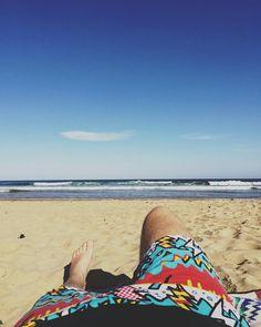 Should've put sunscreen on #aussiesummer #summer #sun #beach #ocean #waves #burnt #lorne #australia #lazysunday by nicholasodonnell http://ift.tt/1IIGiLS