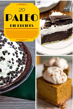 There is never a bad time for pie. Here are 20 paleo pie recipes that are sure…