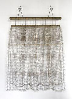 metal #crochet #art by Tracy Krumm