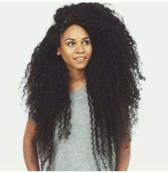 long natural hair - Google-Suche