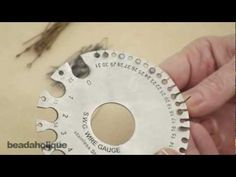 How to Use a Wire Gauge Tool. Много видео-мк!!!
