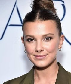 Millie Bobby Brown (born 19 February 2004) is a British Actress. She is known for act as Eleven in the Netflix Science Fiction Horror Series Stranger Things.  Millie Bobby Brown Biography  An American actress is famous for her starring role since Eleven about the Netflix sci-fi/horror series Stranger Things. Her mom is a …  Millie Bobby Brown Biography, Wiki, Height, Boyfriend & More Read More »
