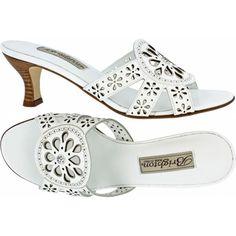 Love Daisy Tulip sandal with heel