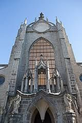 Image result for Kutna Hora: cathedral of our Lady at Sedlec