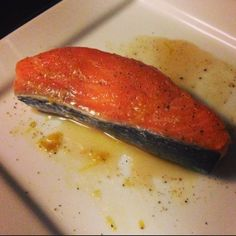Faboosh Rouge: Lemon Maple Salmon