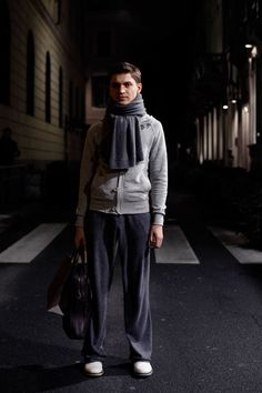 In the Night…..Gym Dandy, Milano « The Sartorialist