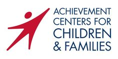 2013 Silver ADDY® Award Winner – Elements of Advertising, Logo Achievement Centers for Children & Families, Achievement Centers for Children & Families Logo Brand Identity, Branding, Rockets Logo, Family Logo, Self Promotion, Social Services, Children And Family, Creative Logo, Non Profit