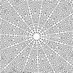 5 Abstract Pattern Coloring Pages Geometric Coloring Pages, Detailed Coloring Pages, Pattern Coloring Pages, Free Adult Coloring Pages, Mandala Coloring Pages, Coloring Book Pages, Mosaic Patterns, Abstract Pattern, Zealand Tattoo