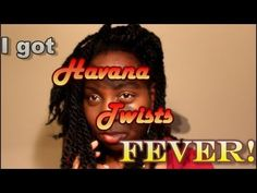 178 * How to do Havana Twists on Short Natural Hair | 3 Methods - YouTube