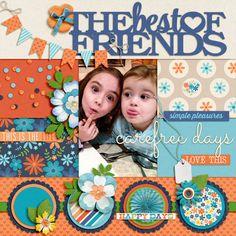 best+of+friends - Scrapbook.com