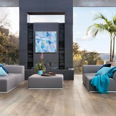 Malibu Wide Plank French Oak La Playa in. Thick x in. Wide x Varying Length Engineered Hardwood Flooring sq. / case) - - The Home Depot Engineered Hardwood Flooring, Hardwood Floors, Home Depot Flooring, Melbourne, Malibu, French Oak, Wide Plank, Indoor Air Quality, Luxury Vinyl