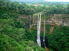 Mauritius Chamarel-Wasserfall – Wikipedia