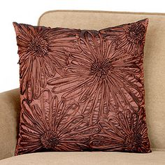 Mysterioso Exploding Gerbera Daisy Toss Pillow for $29.99