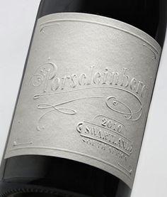 Porseleinberg - Swartland wine by Callie Louw #wine #southafrica