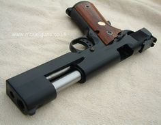 Colt M1911 .45 Automatic with Government Stabilizer
