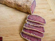 Basturma - asijské sušené maso
