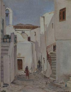 Ματσάκης Μίκης – Mikis Matsakis [1900-1978] | paletaart – Χρώμα & Φώς