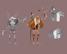 Headless is an independent animation studio based in Barcelona. We are Adrian Garcia, Alfredo Torres...