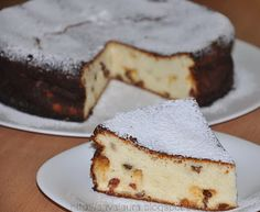 Pasca fara aluat Romanian Food, Romanian Recipes, Cheesecake Cupcakes, Just Bake, Dessert Bars, Cheesecakes, Panna Cotta, Bakery, Food And Drink