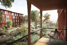 Harry Gugger Studio · Studio Basel, Housing Competition · Divisare