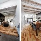 Small Townhouse Extention in Montreal by naturehumaine