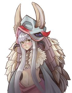 I don't know what I wanted it to be. I drew more humanized version of Nanachi or something like that. I just wanted to draw more detailed face but ended. Into The Abyss, Deviantart, Drawings, Face, How To Make, Anime, Sketches, The Face, Cartoon Movies