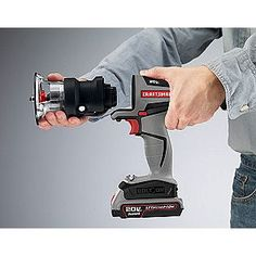 Craftsman -Bolt-On ™  Router Attachment