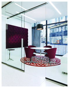 Design Focus of the Week: Pearson Lloyd Talk for Bene | Mudpie - http://trendjournal.mudpie.co.uk/?p=22356
