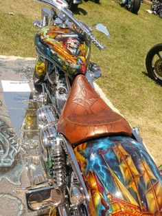 Chopper Motorcycle Rally