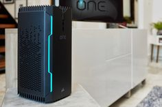 The Corsair One gaming PC gets updated with Intels latest eighth-gen processors