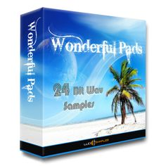 http://www.lucidsamples.com/chillout-sample-packs/109-wonderful-pads.html - Wonderful Pads are the samples that lots of music producers have dreamed about, but only until now! We offer you 19 complete sets of Pads that will help you create 19 unique pieces of musi