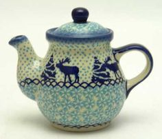 The Teapot for One - Peaceful Season