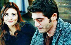 Cute Love Stories, Love Story, Hayat And Murat, Hande Ercel, Best Couple, Couples, Fictional Characters, Beauty, Celebrities