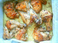 Kurczak w occie balsamicznym