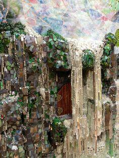 Anisa Sharif - beautiful 3D mosaic