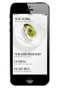 """The 15 Best Apps For New Yorkers #refinery29  http://www.refinery29.com/new-york-phone-apps#slide-1  Flavour You've got plans to meet a friend for dinner after work. You Google """"restaurants near Chelsea"""" and get a ton of results. You're not sure how to wade through them, or if these options are even appropriate for the type of plans you have. Enter: <a href=""""https://it..."""