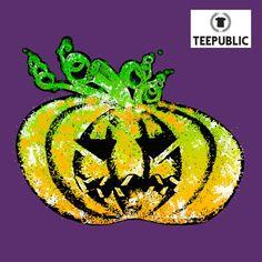 Shop Halloween Pumpkin halloween t-shirts designed by hoganfinland as well as other halloween merchandise at TeePublic. New T, Art Market, Halloween Pumpkins, Trick Or Treat, Superhero Logos, Shirt Designs, Tee Shirts, Artsy, Comfy
