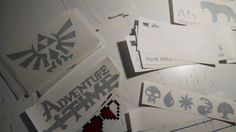 MYSTERY STICKERS  Dr Who Adventure Time Game of by StickItStickers, $6.00