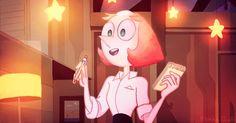 Waitress Pearl | Steven Universe