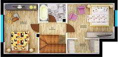SAFIR VILLA FIRST FLOOR: PRICE: from EUR 81,000 + 5% VAT Flooring, Home, Ad Home, Wood Flooring, Homes, Haus, Floor, Houses