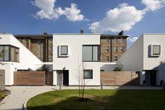 Armour Close, islington.  HFI architects.