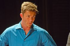 You look like you got a lot of bad in you. -Joey Quinn~ Dexter, Showtime Desmond Harrington.