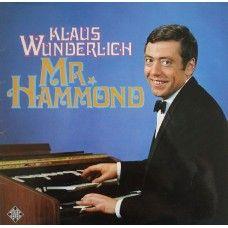 Mr Hammond by Klaus Wunderlich from Telefunken (TS 3108/1-2)