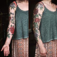Tattoo by Alice Carrier