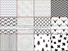 Scandinavian Walls by Cross Architecture for The Sims 4 Scandinavian Walls by Cross Architecture for The Sims Living Room Sims 4, Sims 4 Cc Furniture Living Rooms, Sims 4 Bedroom, Mod Furniture, White Furniture, The Sims 4 Pc, Sims Four, Die Sims, Sims Cc