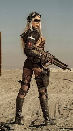 Post apocalyptic sex girls quite good