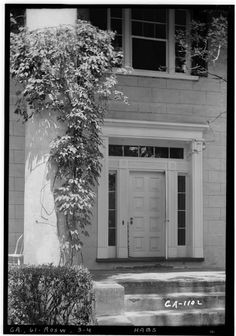 Mimosa Hall, Roswell, Fulton County, GA. Historic American Buildings Survey photo-1936. American Revival of Greek Architecture